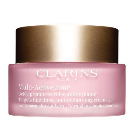 Clarins Multi - Active Jour Cream - Gel (Sejas krēms pret pirmajām novecošanas pazīmēm)