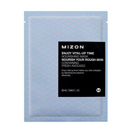 Mizon Enjoy Vital-Up Time Nourishing Mask  (Barojoša sejas maska)