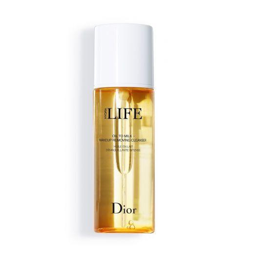 Dior Hydra Life Oil To Milk  (Bagātīga attīrošā emulsija)