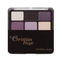 Christian Faye Eyeshadows Smokey Eyes  (Acu ēnas)