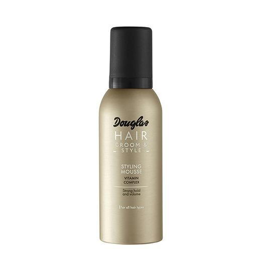 Douglas Hair Groom&Style Styling Mousse 150 ml  (Matu putas)