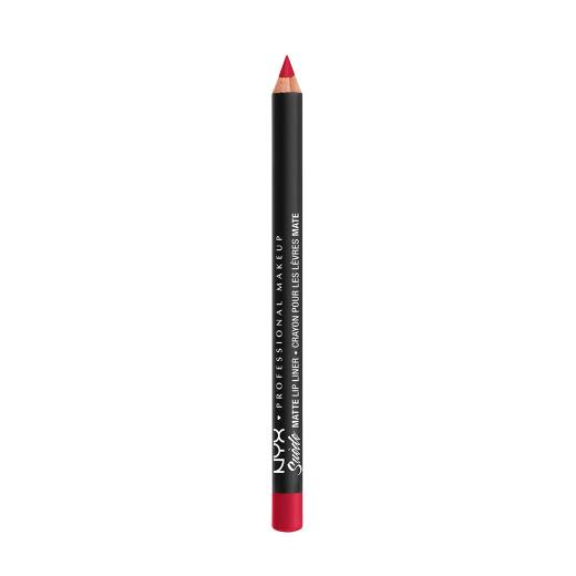 NYX Professional Makeup Suede Matte Lip Liner  (Lūpu zīmulis)