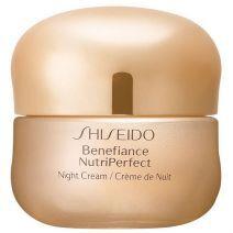 Benefiance NutriPerfect Night Cream (Īpaši spēcinošs nakts krēms)