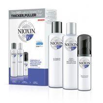 NIOXIN Trialkit System Nr.6  (Matu kopšanas komplekts)