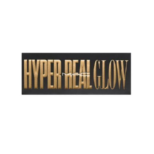 Mac Hyper Real Glow Palette  (Izgaismojošs pūderis)