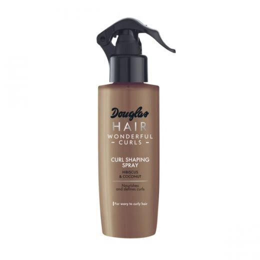 Douglas Hair Wonderful Curls Curl Shaping Spray 150 ml  (Sprejs cirtainu matu definēšanai)