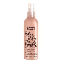 Umberto Giannini Blow Dry In A Bottle A Big Shiny Blow Out   (Sprejs matu spīdumam)