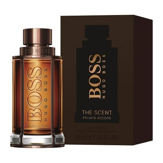 Hugo Boss Boss The Scent Private Accord Men  (Tualetes ūdens vīrietim)