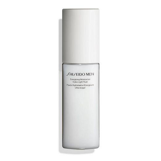 Shiseido Men Energizing Moisturizer Extra Light Fluid   (Vieglas tekstūras mitrinošs fluīds)