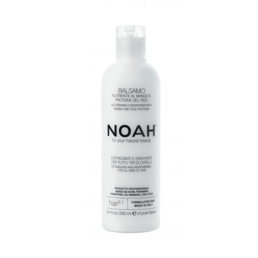NOAH Nourishing Conditioner with Mango and Rice Proteins  (Barojošs kondicionieris)