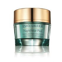 Estée Lauder NightWear Plus Anti-Oxidant Night Detox Creme 50 ml (Antioksidantu nakts krēms)