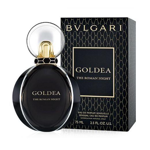BVLGARI Goldea The Roman Night  (Parfimērijas ūdens sievietei)