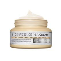 IT Cosmetics Confidence in a Cream Hydrating Moisturizer  (Mitrinošs sejas krēms)
