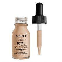 NYX Professional Makeup Total Control Pro Drop Foundation  (Tonālais krēms)