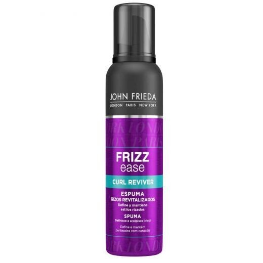 John frieda Frizz Ease Curl Reviver Styling Mousse (Matu putas cirtainiem matiem)