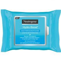 Neutrogena Hydro Boost Cleanser - Hydrating Facial Wipes