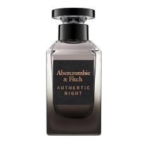 Abercrombie & Fitch Authentic Night Men  (Tualetes ūdens vīrietim)
