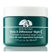 Origins Make a Difference™ Night Overnight Hydrating Repair Cream 50 ml  (Mitrinošs nakts krēms)