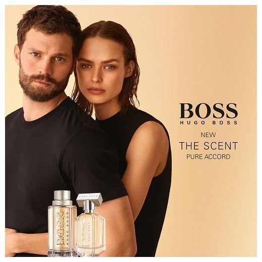 Hugo Boss The Scent Pure Accord  (Tualetes ūdens sievietei)