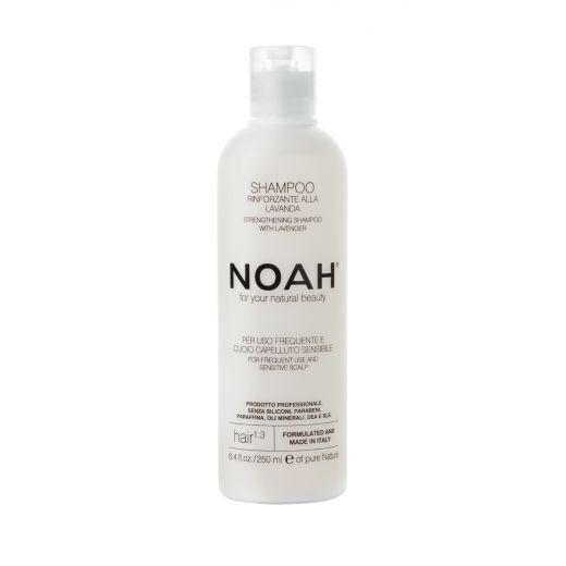 NOAH Strenghtening Shampoo With Lavender  (Nostiprinošs šampūns)