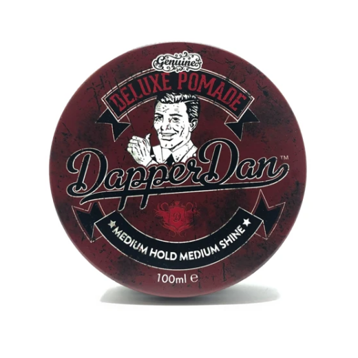 Dapper Dan Deluxe Pomade  (Luksus pomāde matiem)