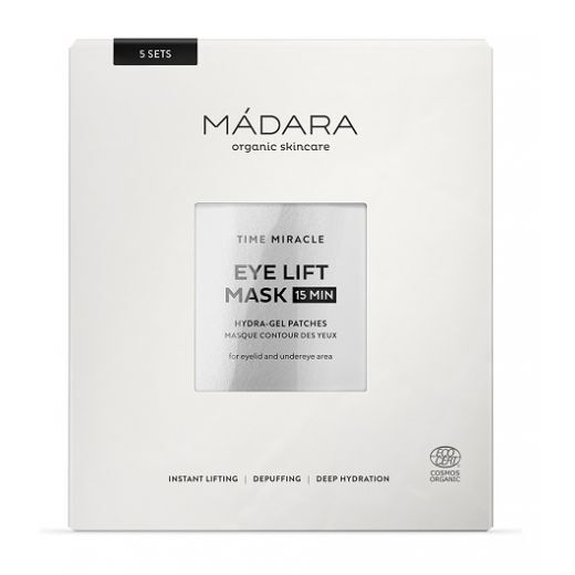 Madara Time Miracle Eye Lift Mask  (Maska acu zonai)