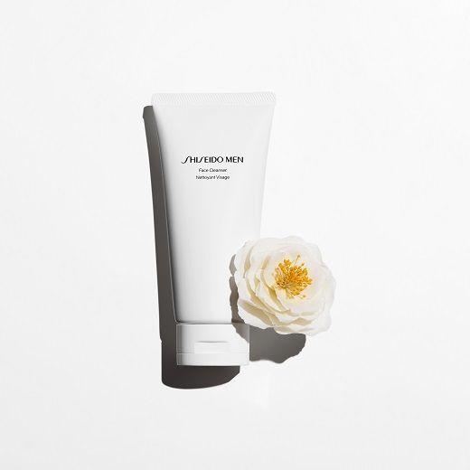 Shiseido Men Face Cleanser   (Sejas ādu attīrošs līdzeklis vīrietim)