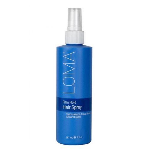 LOMA Firm Hold Hairspray   (Stipras fiksācijas matu laka bez gāzes)