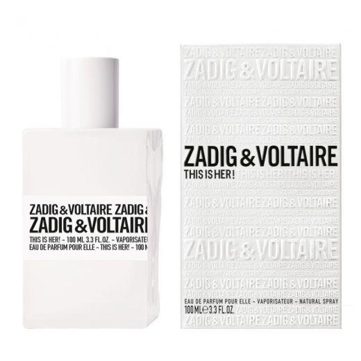 Zadig & Voltaire This is Her(Parfimērijas ūdens sievietei)