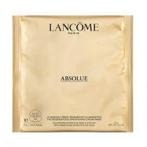 Lancome Absolue Golden Regenerating Brightening Cream Mask  (Reģenerējoša balinoša sejas maska)