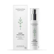 MADARA Deep Moisture Fluid   (Dziļi mitrinošs fluīds sejai)