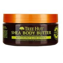 Tree Hut 24 Hour Intense Hydrating Shea Body Butter Coconut Lime      (Ķermeņa sviests)