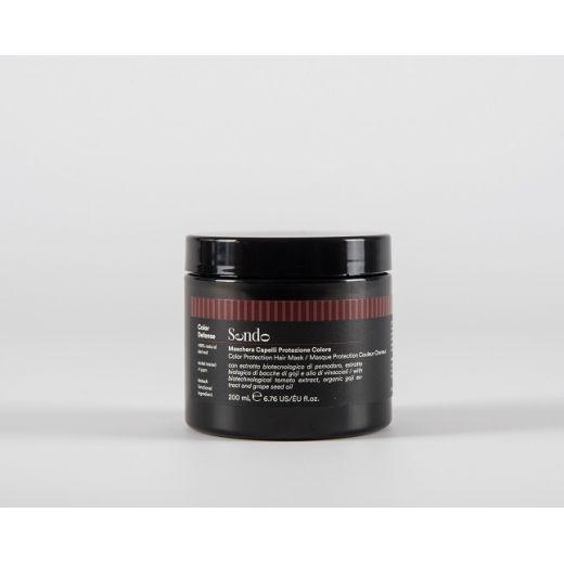 Sendo Color Defense Color Protection Mask  (Aizsargājoša matu maska krāsotiem matiem)