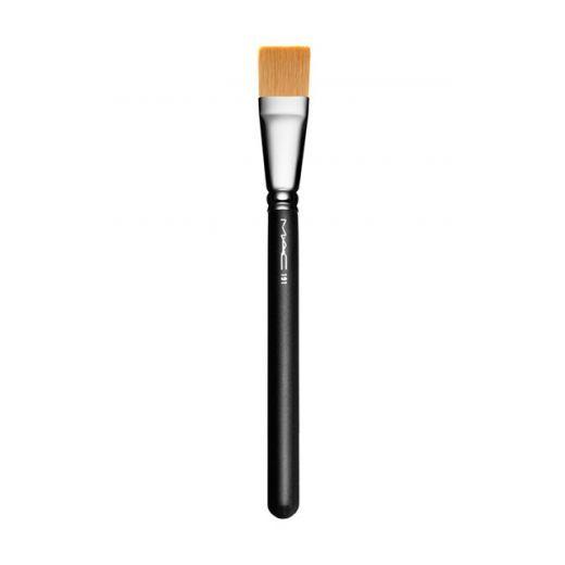 MAC 191 Square Foundation Brush  (Ota tonālā krēma uzklāšanai)