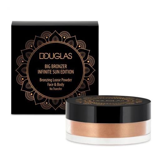 Douglas Make Up Big Bronzer Infinite Sun Edition Loose Powder  (Birstošais pūderis)
