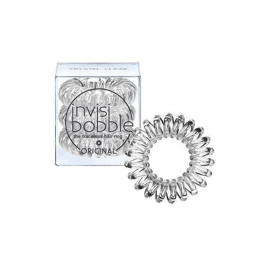 Invisibobble Original Crystal Clear  (Matu gumijas)
