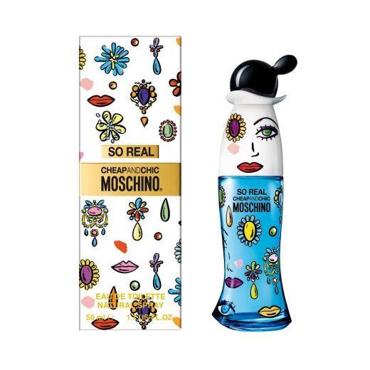 Moschino So Real Cheap & Chic  (Tualetes ūdens sievietei)