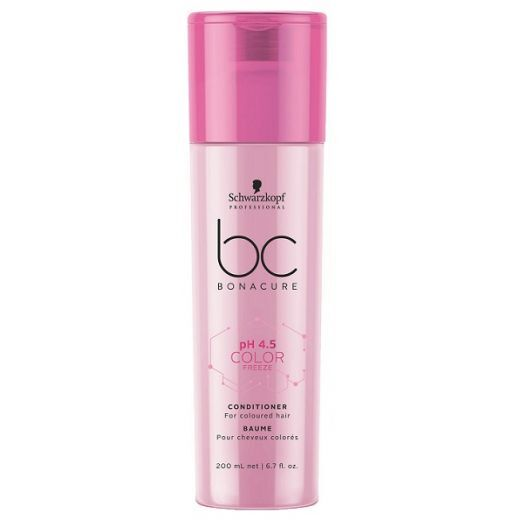 Schwarzkopf BC Bonacure pH 4.5 Color Freeze Micellar Cleansing Conditioner  (Kondicionieris krāsotie