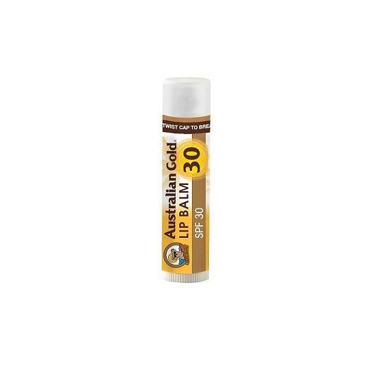 Australian Gold Lip Balm SPF 30 With Coconut Oil  (Aizsargājošs lūpu balzams SPF 30)