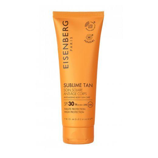 EISENBERG Anti-Ageing Body Sun Care SPF 30  (Saules aizsargkrēms ķermenim)