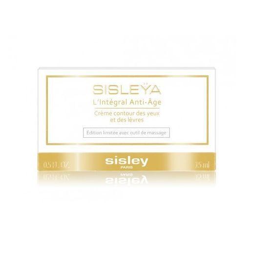 Sisley L'Intégral Anti-Âge Crème Contour des Yeux et des Lèvres  (Pretnovecošanās lūpu un acu krēms)