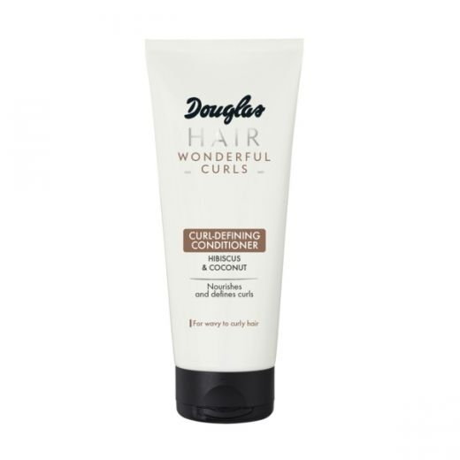 Douglas Hair Mini Wonderful Curls Curl-Defining Conditioner 75 ml  (Kondicionieris cirtainiem un viļ