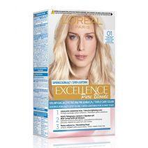 L'Oreal Paris Excellence Hair Color 01 Ultra Light Natural Blond  (Matu krāsa)
