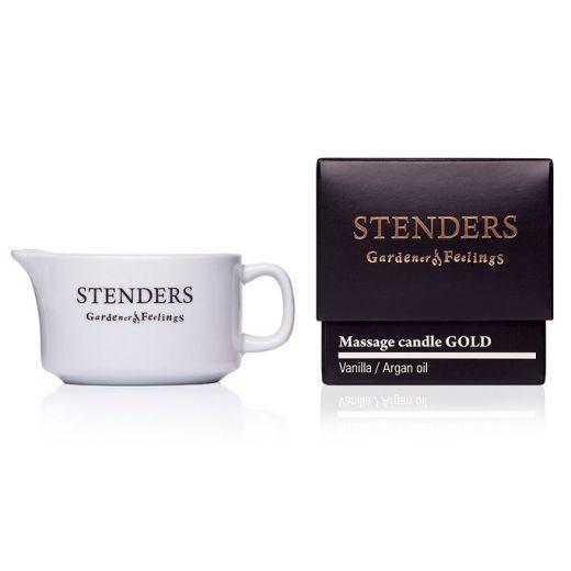 STENDERS Massage Candle Gold  (Masāžas svece)