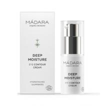 MADARA Deep Moisture Eye Contour Cream  (Nostiprinošs acu krēms)