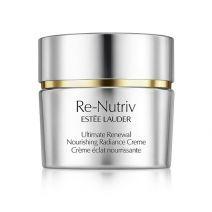 Estee Lauder Re- Nutriv Ultimate Renewal Nourishing Radiance Creme  (Atjaunojošs sejas krēms)