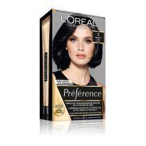 L'Oreal Paris Preference Hair Color 1 Napoli  (Matu krāsa)