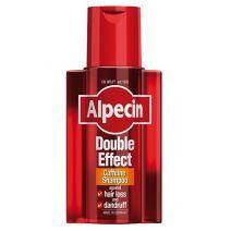 Alpecin Double Effect Shampoo for Men  (Šampūns pret matu izkrišanu un blaugznām)