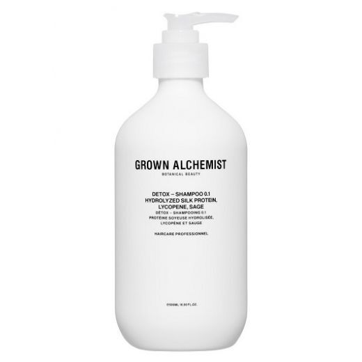 Grown Alchemist Detox - Shampoo 0.1  (Detokss attīrošs šampūns)