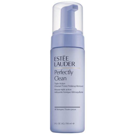 Estée Lauder Perfectly Clean Triple - Action Cleanser 45 ml  (Sejas attīrīšanas līdzeklis)